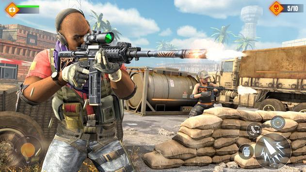 لعبة اطلاق النار مكافحة الإرهاب حاليا تصوير الشاشة 12