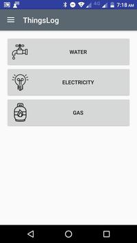 ThingsLog poster
