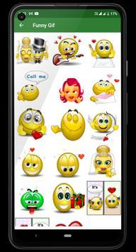 Adult Stickers स्क्रीनशॉट 5