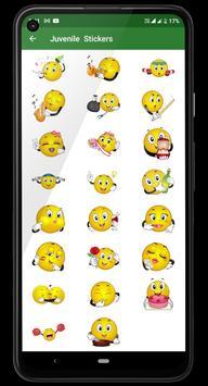 Adult Stickers स्क्रीनशॉट 2