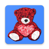 Teddy Love Stickers & Emoticons ♥♥ icon