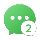 2Face - 2 Accounts for 2 whatsapp APK Android