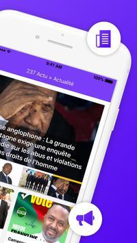 Actualités  et dernières nouvelles du Cameroun screenshot 1