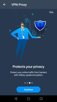 VPN Best Hotspot 2020 screenshot 2