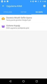 Smart AppLock (App Protector) Ekran Görüntüsü 5