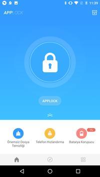Smart AppLock (App Protector) gönderen