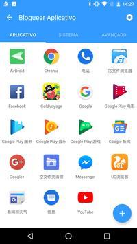 Smart AppLock Libre captura de pantalla 3