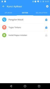 AppLock  - Pelindung Aplikasi screenshot 4