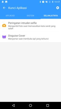 AppLock  - Pelindung Aplikasi screenshot 5