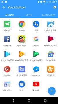 AppLock  - Pelindung Aplikasi screenshot 3