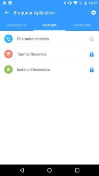 AppLock  (prot intelig apps) imagem de tela 4