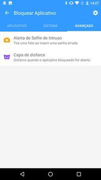 AppLock  (prot intelig apps) imagem de tela 5