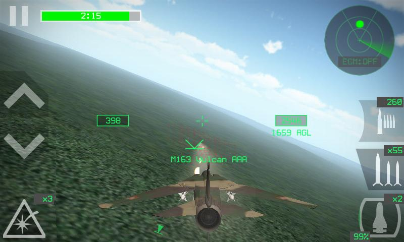 Strike Fighters Attack for Android - APK Download
