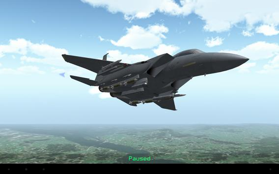 Strike Fighters Modern Combat screenshot 1