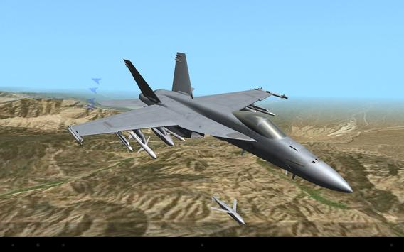 Strike Fighters Modern Combat screenshot 2