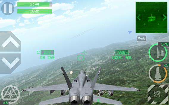 Strike Fighters Modern Combat screenshot 5