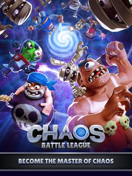 Chaos Battle League - PvP Action Game स्क्रीनशॉट 8