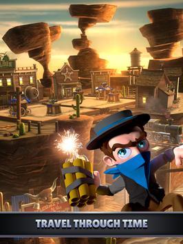 Chaos Battle League - PvP Action Game स्क्रीनशॉट 7