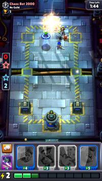 Chaos Battle League - PvP Action Game स्क्रीनशॉट 9