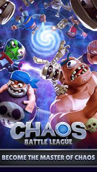 Chaos Battle League - PvP Action Game ảnh chụp màn hình 3