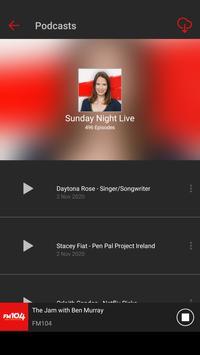 Dublin's FM104 screenshot 1