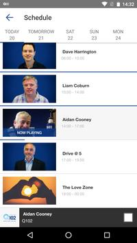 Dublin's Q102 screenshot 1