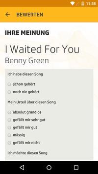 Radio Swiss Jazz Screenshot 2