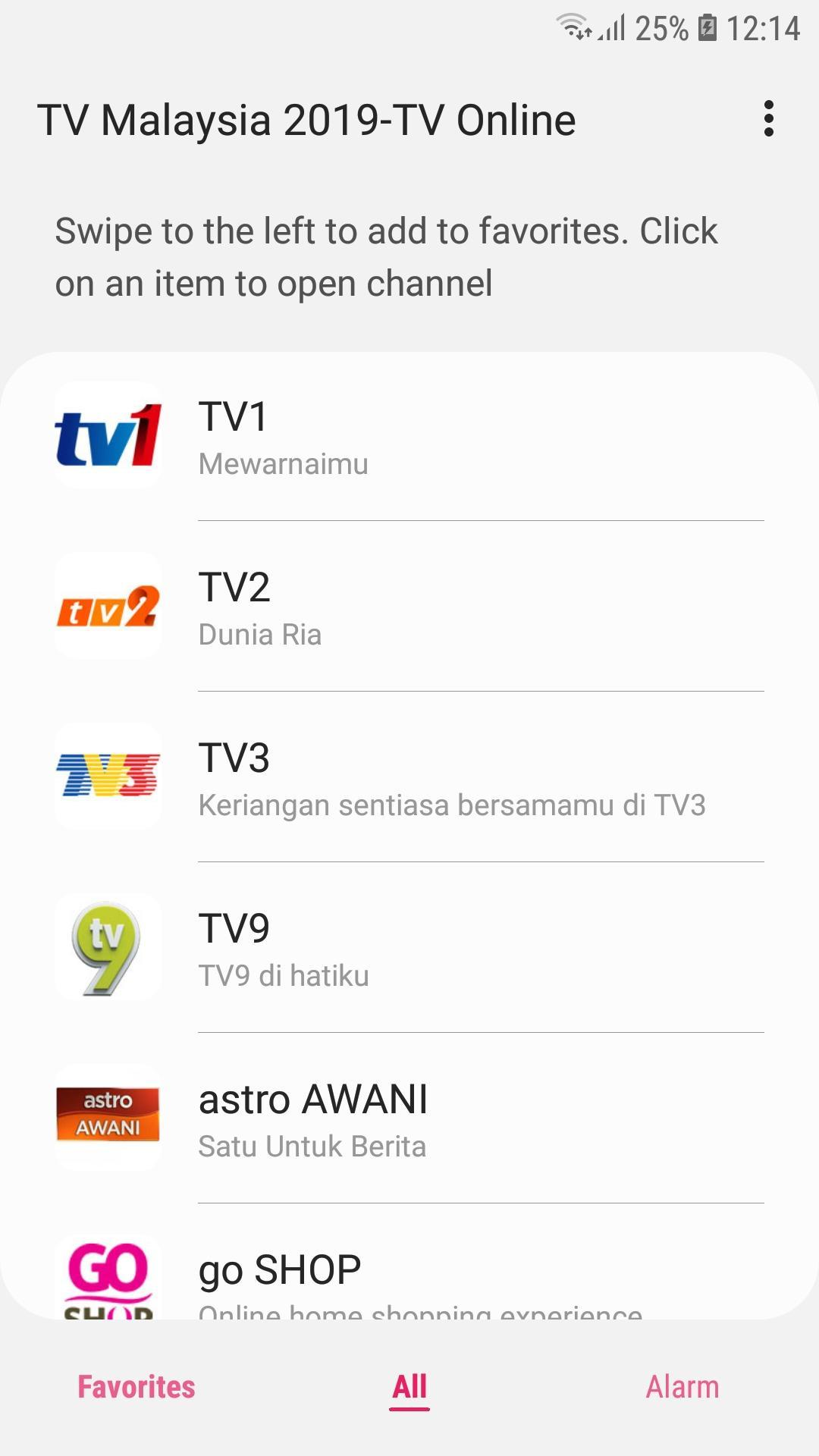 TV Malaysia for Android - APK Download
