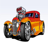 Hot Rod Drive icon
