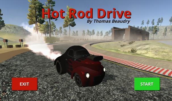 Hot Rod Drive poster