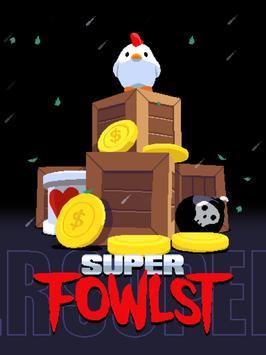 Super Fowlst скриншот 9