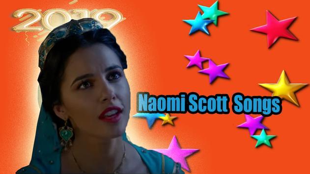 Naomi Scott ( Aladdin ) ft. Mena Massoud poster