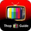 Live All TV Channels, Movies, Free Thop TV Guide आइकन