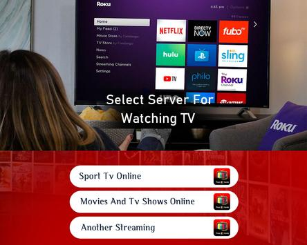 Live All TV Channels, Movies, Free Thop TV Guide स्क्रीनशॉट 3