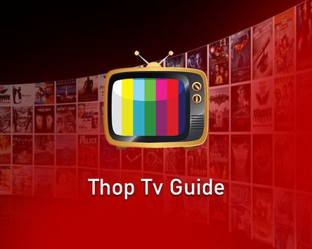 Live All TV Channels, Movies, Free Thop TV Guide पोस्टर