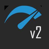 Drive Mode Dashboard 2 Zeichen