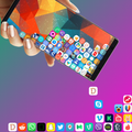 Rolling Icon - 3D Live Wallpaper & Launcher 2020