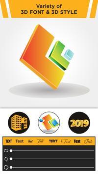 3 D Logo Design Apk
