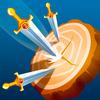 🔪Knife Throw Royale: Knife throw game Challenge icon