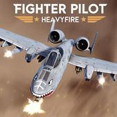 Fighter Pilot: HeavyFire أيقونة