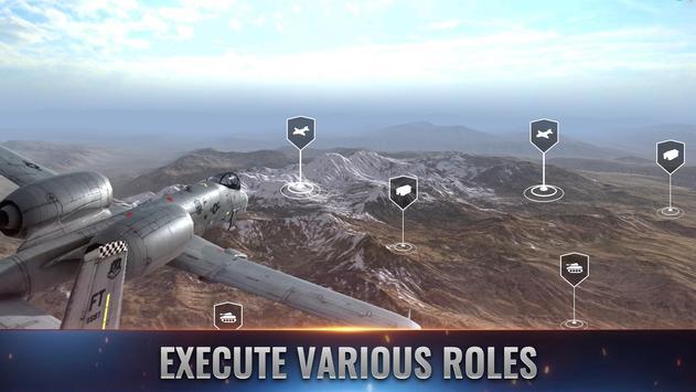 Fighter Pilot: HeavyFire تصوير الشاشة 3