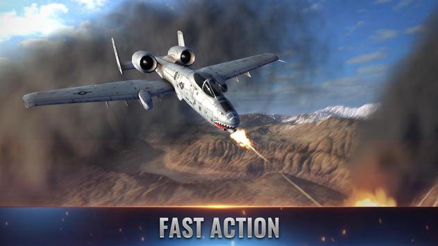 Fighter Pilot: HeavyFire الملصق