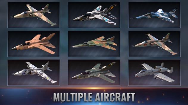 Fighter Pilot: HeavyFire تصوير الشاشة 1