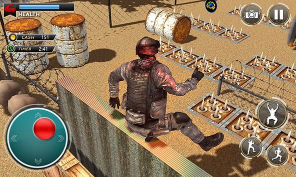 US Army Training Camp: Commando Force Courses 2018 screenshot 3
