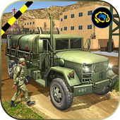 US OffRoad Army Truck driver 2021 icon