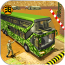 Army Bus Driving 2017 - Military Coach Transporter APK