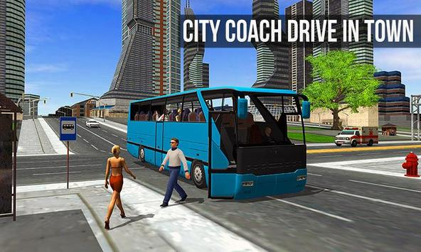 Bus Simulator 17 - Coach Driving screenshot 3