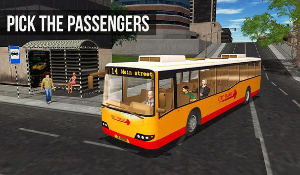 Bus Simulator 17 - Coach Driving screenshot 17
