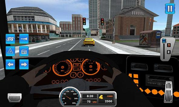 Bus Simulator 17 - Coach Driving screenshot 4
