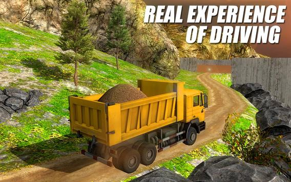 Ciężki koparka żuraw-budowa miasta sim screenshot 8
